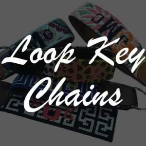 Loop Key Chains