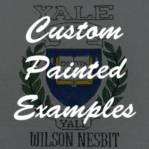 Custom Painting Examples