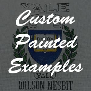 Custom Painting Examples