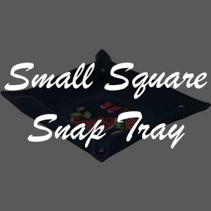Small Square Snap Tray