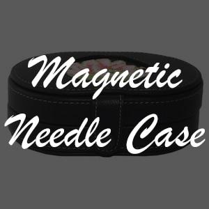 Magnetic Needle Case