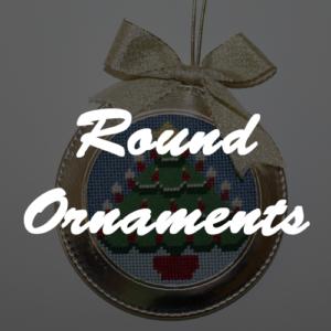 Round Ornaments