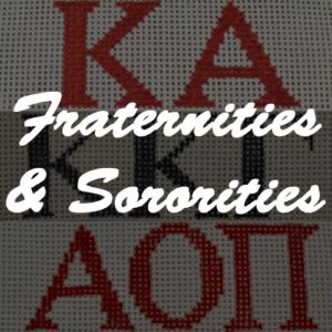 Fraternities & Sororities