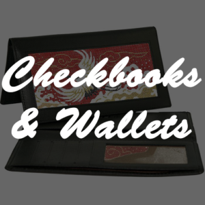 Checkbooks and Wallets