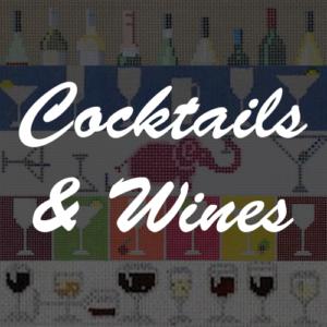 Cocktails & Wines