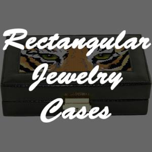 Rectangular Jewelry Cases